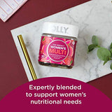 OLLY The Perfect Womens Gummy Multivitamin, 45 Day Supply (90 Gummies)