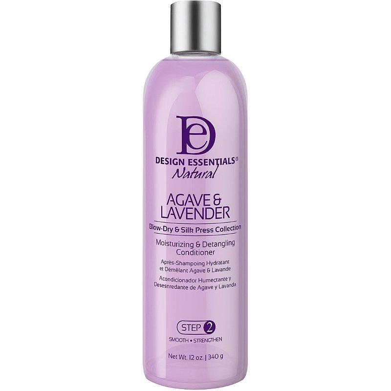 Design Essentials Natural Agave & Lavender - Blacktivity Beauty Supply