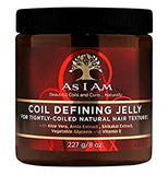 As I Am Coil Defining Jelly - Beauty Bar & Supply