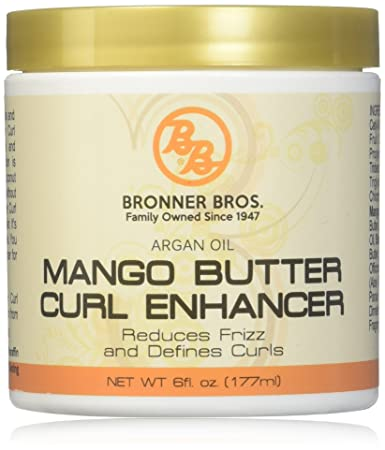 Bronner Brothers Mango Butter Curl Enhancer - Beauty Bar & Supply