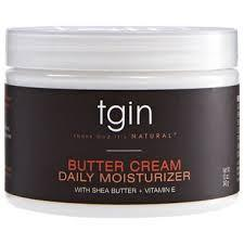 TGIN Butter Cream Moisturizer for Natural Hair - Blacktivity Beauty Supply