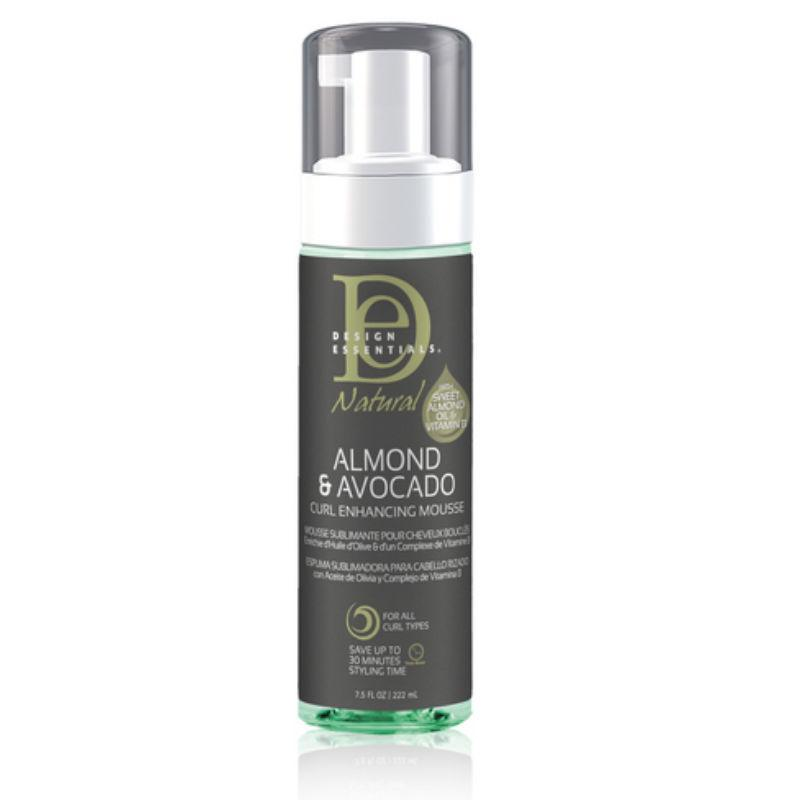 Design Essentials Almond & Avocado Curl Enhancing Mousse - Blacktivity Beauty Supply
