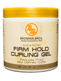 Bronner Brothers Aloe & Pectin Firm Hold Curling Gel - Beauty Bar & Supply