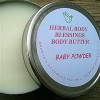 Herbal Body Blessing-Baby Powder - Blacktivity Beauty Supply