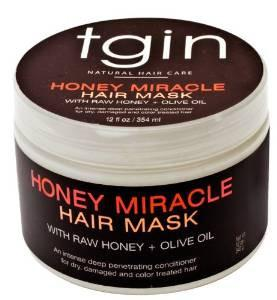TGIN Honey Miracle Deep Conditioner for Natural Hair - Blacktivity Beauty Supply