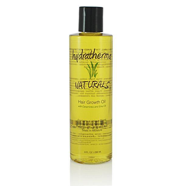 Hydratherma Naturals Hair Growth Oil - Beauty Bar & Supply