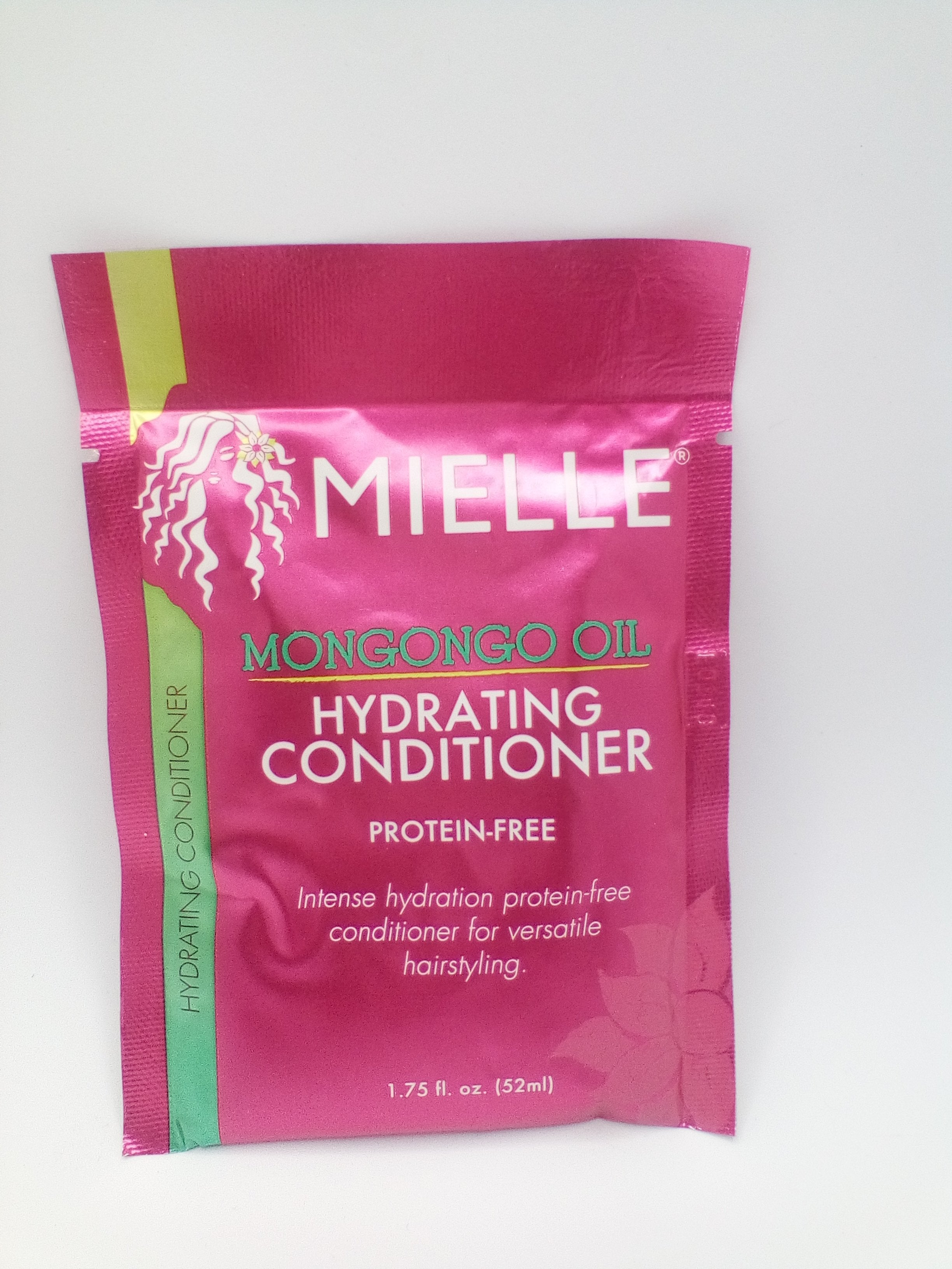 Mielle Mongongo Oil Hydrating Conditioner Sample Pack - Blacktivity Beauty Supply