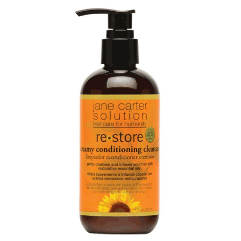 Jane Carter Solution Restore Creamy Conditioning Cleanser - Beauty Bar & Supply