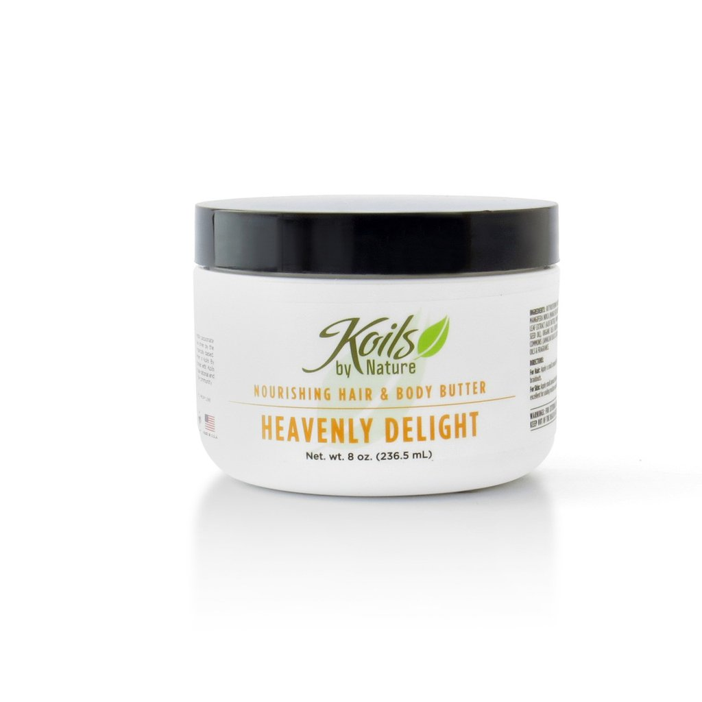 Koils by Nature Nourishing Hair and Body Butter Heavenly Delight - Blacktivity Beauty Supply