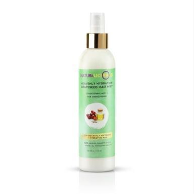 Naturalicious  Heavenly Hydration Grapeseed Hair Mist - Blacktivity Beauty Supply