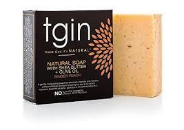 TGIN Olive Oil Soap - Beauty Bar & Supply