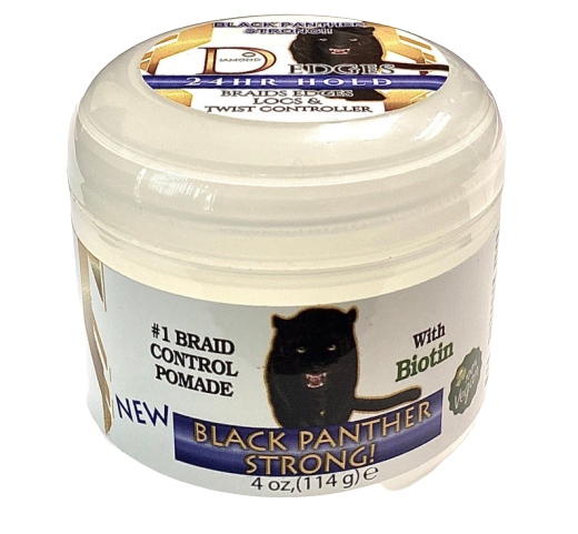 Black Panther Edge Control-Vegan with Biotin - Blacktivity Beauty Supply