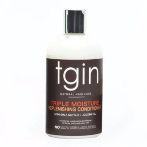 TGIN Triple Moisture Replenishing Conditioner for Natural Hair - Blacktivity Beauty Supply