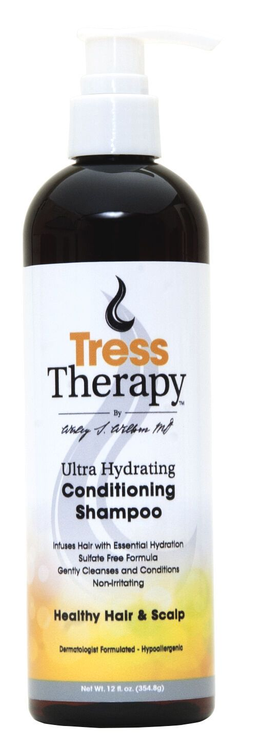 Tress Therapy Ultra Hydrating Conditioning Shampoo Sulfate Free - Beauty Bar & Supply