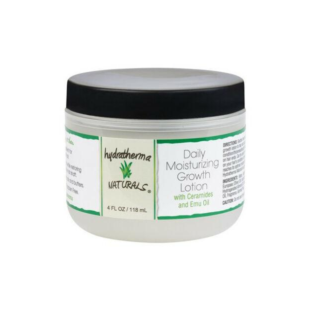 Hydratherma Naturals Daily Moisturizing Lotion - Beauty Bar & Supply