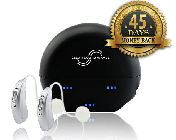 Clear Sound Waves - Hearing Aids For Hearing Loss