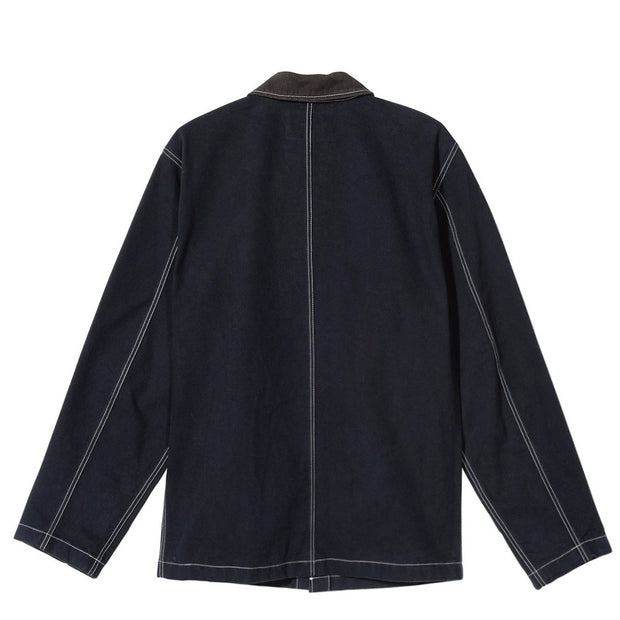 STUSSY - BRUSHED MOLESKIN CHORE JACKET