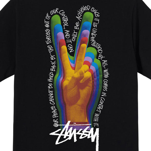 Stussy - Peace Sign Tee