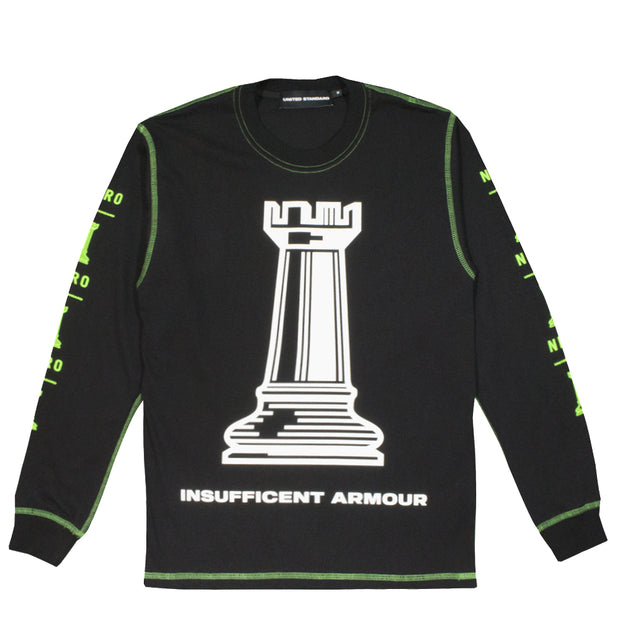 UNITED STANDARD - ARMOUR LS SHIRT