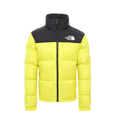 THE NORTH FACE - M1996 RETRO NUPTSE JKT LEMON