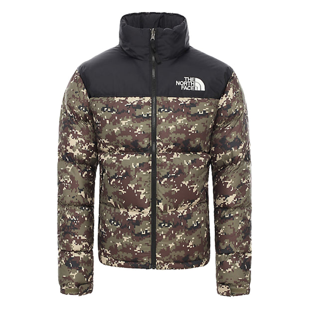 THE NORTH FACE - M1996 RETRO NUPTSE JKT PIXEL CAMO