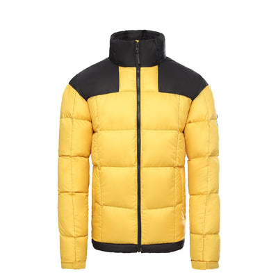 THE NORTH FACE - M LHOTSE JACKET BAMBOO YELLOW