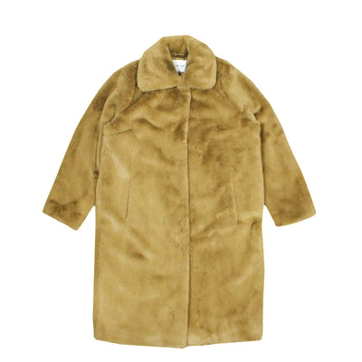 STAND STUDIO - MAXINE COAT LIGHT KHAKI