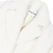 STAND STUDIO - MARIA COAT WHITE