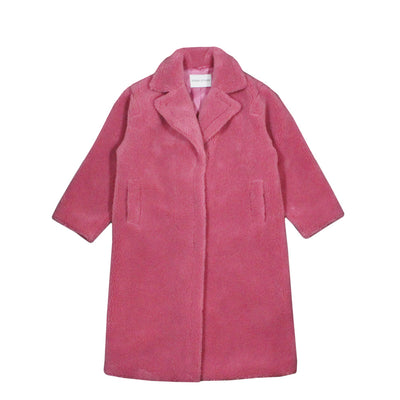 STAND STUDIO - MARIA COAT OLD ROSE