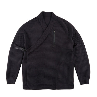 MAHARISHI - Air Knit Reversible Kimono · Polartec Power Air Fleece