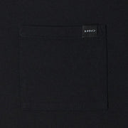 Edwin - Oversized Pocket TS Black