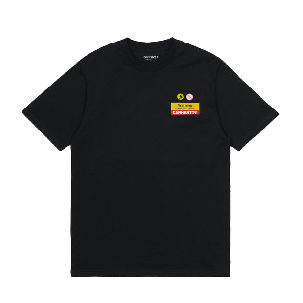 CARHARTT - WARNING T-SHIRT