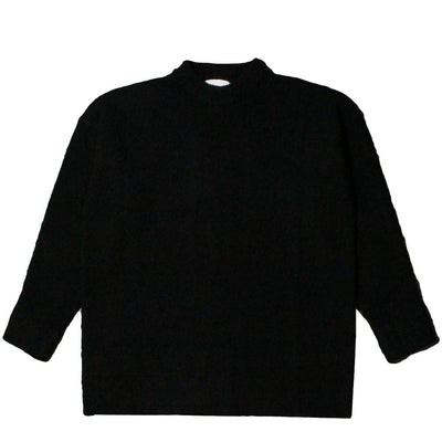 BONSAI - COSENTINO BLACK SWEATER