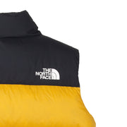 THE NORTH FACE - M1996 RETRO NUPTSE VEST ZINNIA ORANGE