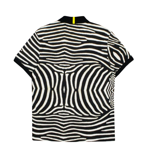 NATIONAL GEOGRAPHIC x LACOSTE - ZEBRA'S POLO