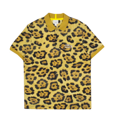 NATIONAL GEOGRAPHIC x LACOSTE - JAGUAR'S POLO