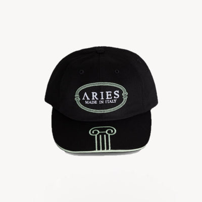 ARIES - MIIT Cap Black