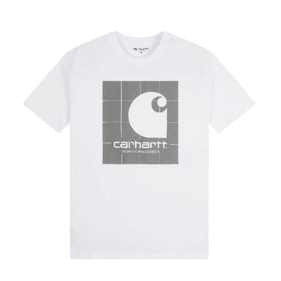 CARHARTT - REFLECTIVE SQUARE T-SHIRT