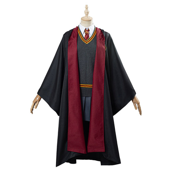 Hermione Granger Cosplay Costume School Uniform