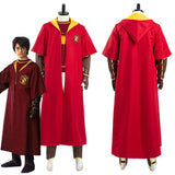 Quidditch Cosplay Costume Uniform Halloween Carnival Outfits Custom Made For Adult Men Women