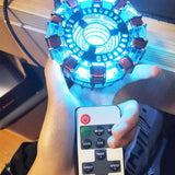 DIY  1:1 scale Iron Man Arc Reactor Endgame With LED Light
