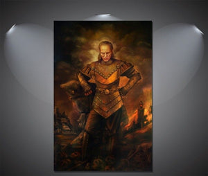 Ghostbusters Vigo the Carpathian Vintage SILK POSTER Decorative Wall painting 24x36inch