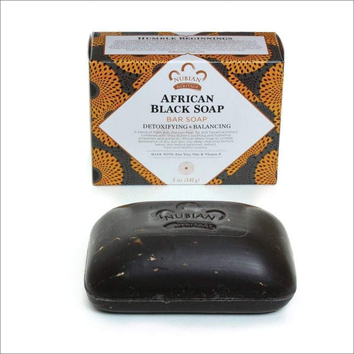 Nubian Heritage African Black Bar Soap 5 oz (141 grams) Bar(S)