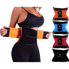 Load image into Gallery viewer, Waist Trainer Body Shape Shaper Xtreme Power Modeling Belt - Free Shipping
