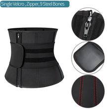 Load image into Gallery viewer, Waist Trainer Body Shaper Women Slimming Sheath Belly Reducing Shaper Tummy Sweat Shapewear - Free Shipping