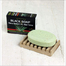 Load image into Gallery viewer, Shea Butter & Aloe Vera Soap - 3½ oz.