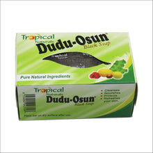 Load image into Gallery viewer, Tropical Naturals Dudu Osun African Black Soap(100% pure) 150g - Health and Cosmetics