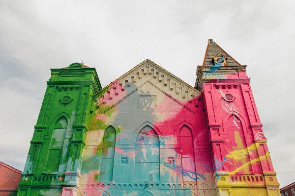 Front-Photo-of-historic-church-art-installation-washington