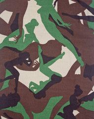 Zoom of Sexy Camo Fabric