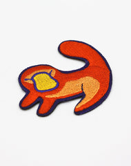 Simba parody Sew on Embroidered Platypus Patch. | Platypus Uk Best Iron-on Patches Online
